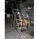 7' Warehouse Ladder   Rig Fee: $75