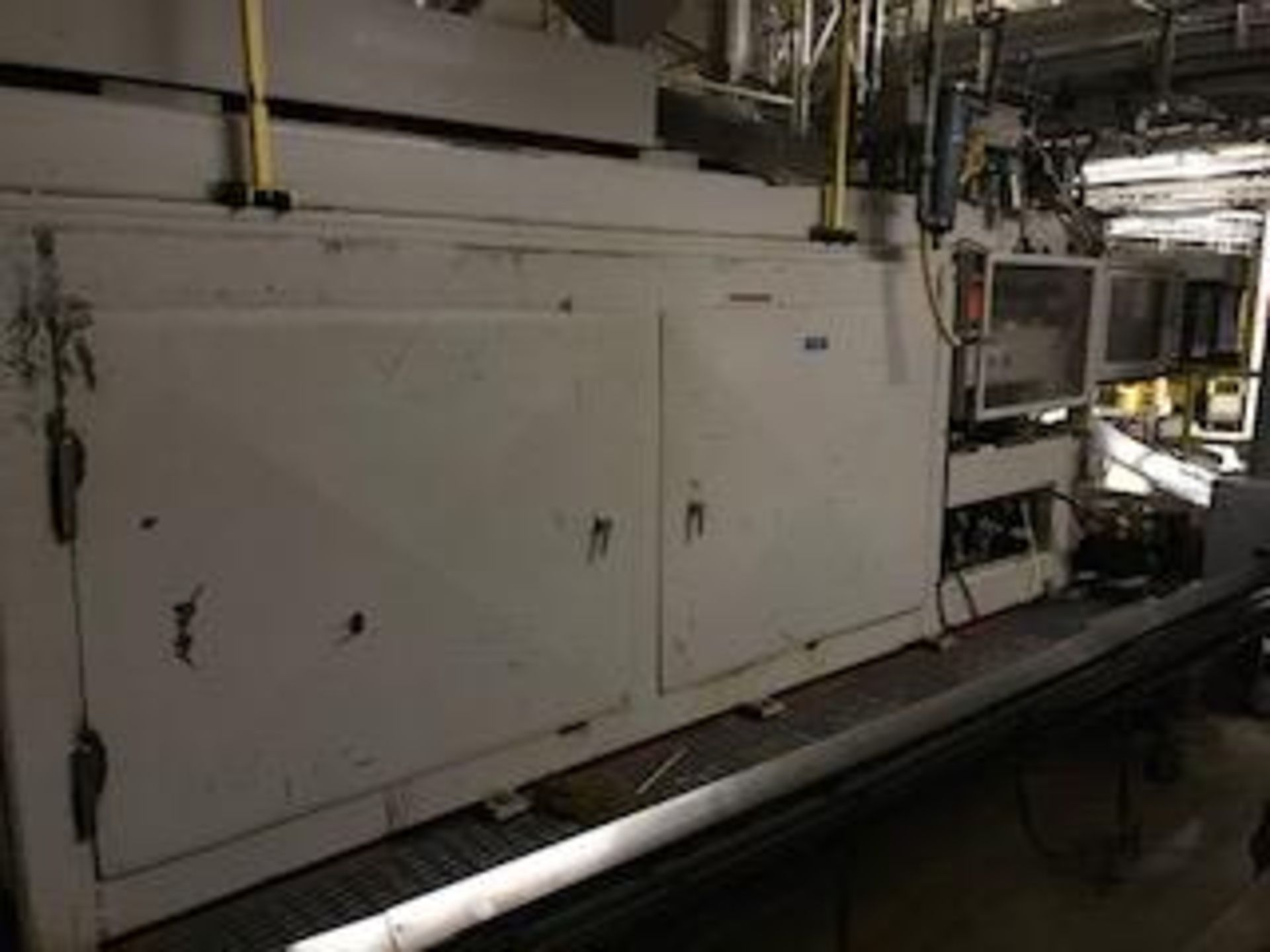 Uniloy Milacron 12-Head Blow Molding Machine Model RS13500, S/N 89105 | Rig Fee: $14500 - Image 4 of 5