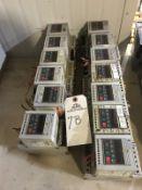 (13) Allen Bradley IP20 VFDs, (7) 1 HP, (4) 2HP, (2) 3 HP | Rig Fee: $325