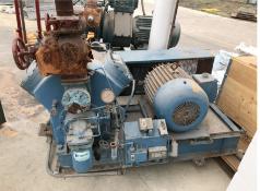 Vilter VMC 450 A88K454B Reciprocatinig Ammonia Compressor, S/N: 60467