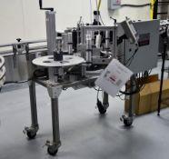 Inline Packaging Paradigm 700 Inline Pressure Sensitive Labeler & C - Subj to Bulk   Rig Fee: $250