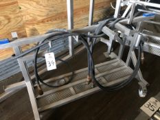 Pipe and Tool Rack   Rig Fee: $50