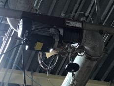 1-TON CABLE HOIST | Rig Fee: $150