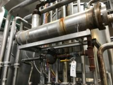 STAINLESS STEEL SHELL AND TUBE HEAT EXCHANGER | Rig Fee: $100
