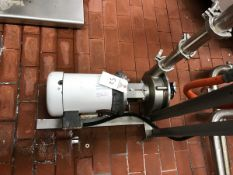 FRISTAM CENTRIFUGAL PUMP, 2.5'' INLET, 2'' OUTLET, 3HP, MODEL FPX35310900178 | Rig Fee: $75