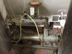 STAINLESS STEEL SHELL AND TUBE HEAT EXCHANGER | Rig Fee: $75