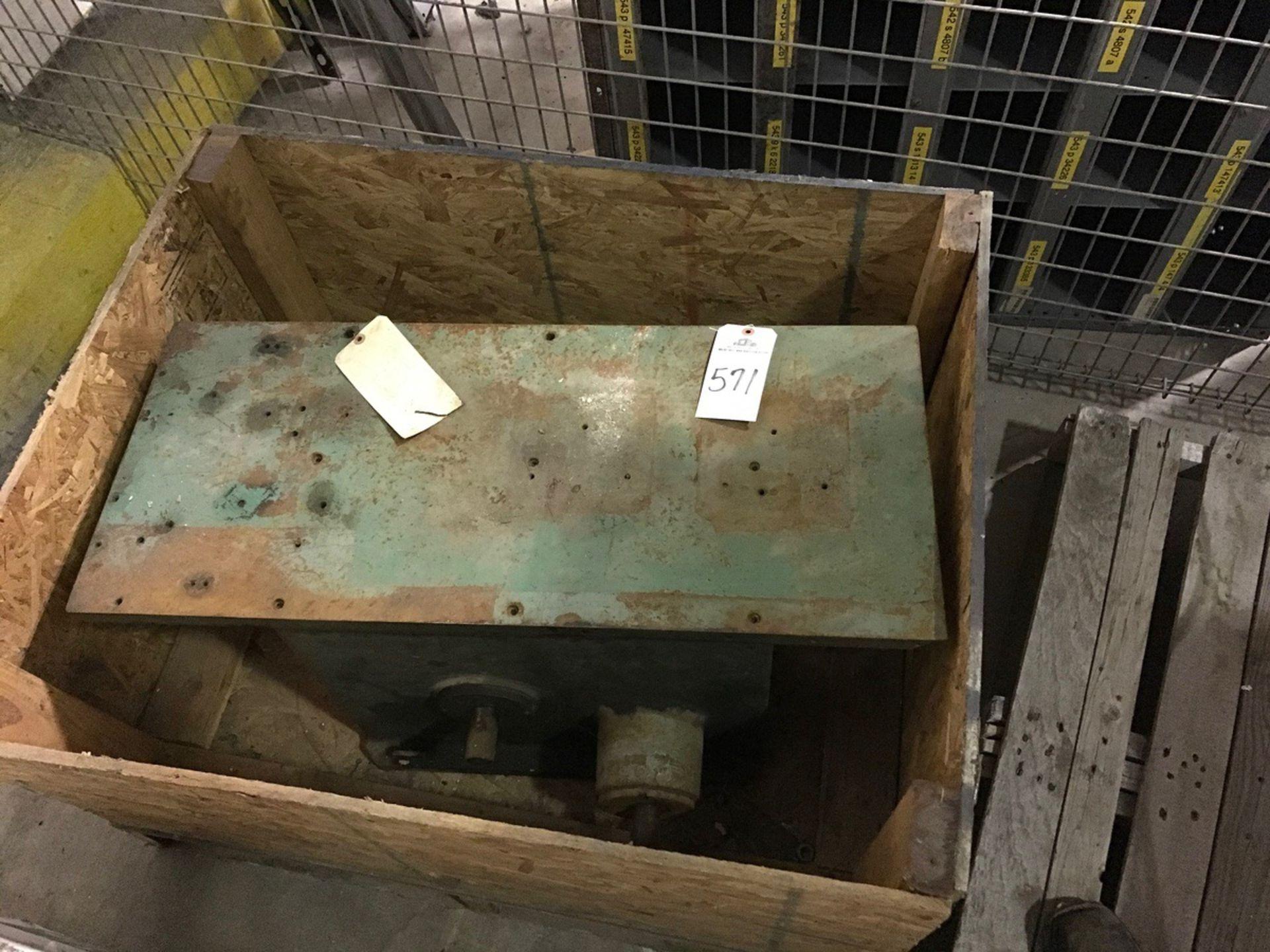 BLOW MOLD GEAR BOX | Rig Fee: $100