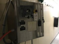 STAINLESS STEEL CONTROL PANEL WITH ALLEN BRADLEY MICROLOGIX | Rig Fee: $100