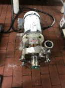 FRISTAM MODEL FPX1741-170 CENTRIFUGAL PUMP, 3 HP, 2.5/2 INCH INLET/OUTLET | Rig Fee: $50