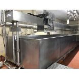STOELTING CHEESE VAT, APPROXIMATELY 36 INCHES DEEP X 80 INCHES WIDE X 420 INCHES LO | Rig Fee: $3800