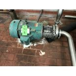 CENTRIFUGAL PUMP, 10 HP, 2.5/1.5 INCH INLET/OUTLET | Rig Fee: $50