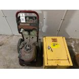 CRAFTSMAN GAS POWERED PRESSURE WASHER AND FLAMMABLE STORAGE CABINET | Rig Fee: $150
