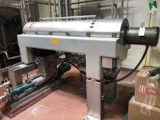 2019 ALFA LAVAL FOODEC 219 DECANTER CENTRIFUGE, 4400 RPM, IWS FLOW CONTROL PANEL | Rig Fee: 950