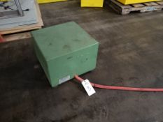 Cleveland Portable Pneumatic Vibrator, M# VP-6, S/N J-143624 | Rig Fee: $25