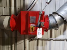Air Com Blast Wave & Fire Return Prevention Valve | Rig Fee: $100