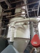 150 Cubic Foot Load Hopper/Dust Collector, Approx 6'x6'x12' | Rig Fee: $400