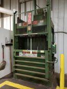Philadelphia Tramrail Vertical Compactor, M# 3400 HD, S/N L034172 | Rig Fee: $600