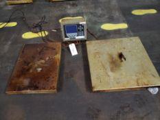 Intermec Dual Platform Digital Scale | Rig Fee: $25