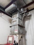 General Resources Dust Collector, Approx 7'x7'x'17' OAH | Rig Fee: $1200