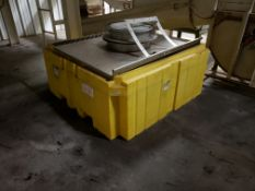 4 Drum Spill Containment Pallet | Rig Fee: $25