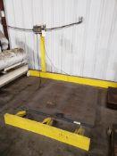Fairbanks 4' X 4' Deck Scale | Rig Fee: $25