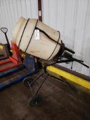 Kushlan Dry Bulk Portable Mixer, S/N 450DD100723 | Rig Fee: $25