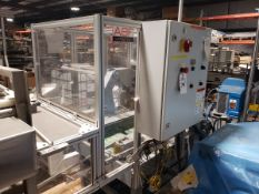 ABF Systems Case Sealer, M# DH-33G, S/N 5203 | Reqd Rig: No Cost