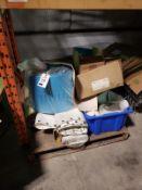 Lot of Conveyor Belting | Reqd Rig: No Cost