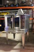 SunFire Gas Oven, M# SD-1   Reqd Rig: No Cost
