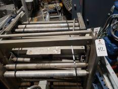 Conveyor Entrance/Exit Stands | Reqd Rig: No Cost