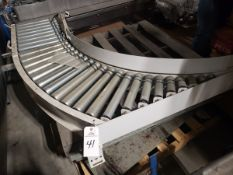 Power Roller Conveyor Section | Reqd Rig: No Cost