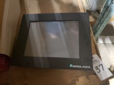 Pepperl+Fuchs Touch Screen Panel   Reqd Rig: No Cost