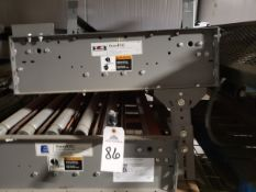 Lot of Power Feed Roller Conveyor | Reqd Rig: No Cost