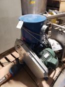 Aerzen 10 HP Blower   Reqd Rig: No Cost