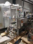ABF Systems Hotmelt Case Sealer, M# DH-33G, S/N 2K 609015 | Reqd Rig: No Cost