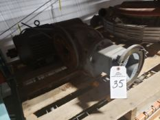 Pallet Lot Spare Motor/Gearbox   Reqd Rig: No Cost