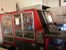 2017 Meca Systeme MS40B Tray Erector, 3ph/480V, 15 KW, S/N: 2753 | Reqd Rig: $500