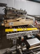Lot of Cross Flow Power Roller Conveyor | Reqd Rig: No Cost