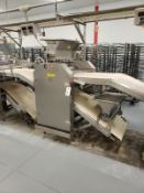 Moline Dough Roller, W/ (2) Flour Dusters - Subj to Bulk (Delay Delivery) | Rig Fee: Contact Rigger