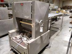 Doering Dough Sheeting Line, M# M12, S/N 27404 | Rig Fee: $250