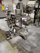 (4) Label-Aire Label Applicators on Cart | Rig Fee: $125