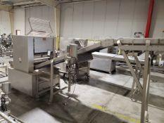Doering Dough Sheeting Line, M# M12, S/N 27407 | Rig Fee: $200