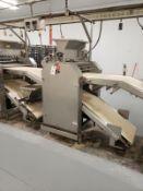 Moline Dough Roller, W/ Flour Duster & Con - Subj to Bulk (Delay Delivery) | Rig Fee: Contact Rigger