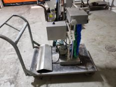 Over-Conveyor Flour Brush - Subj to Bulk (Delay Delivery) | Rig Fee: Contact Rigger