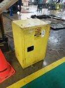 Flammable Storage Cabinet | Rig Fee $25