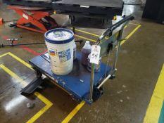 Hydraulic Lift Cart | Rig Fee $10