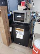 Lab Refrigerator, W/ Microwave