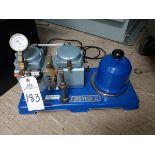 Gas-Tech II Vacuum Pump System | Rig Fee $35