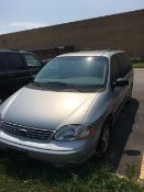 2002 Ford Windstar, VIN: 2FMZA51462BA65371 - Buyer to Remove