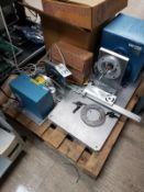 Lot of Magtrol Dynamometer Heads   Rig Fee $25